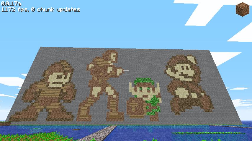 pixel-art-minecraft