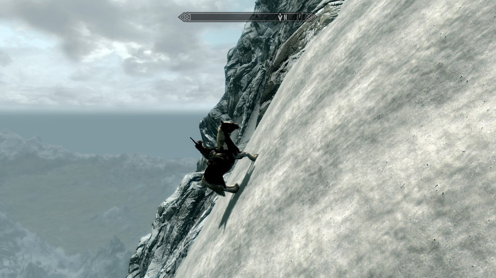SKyrim mountain climb.jpg